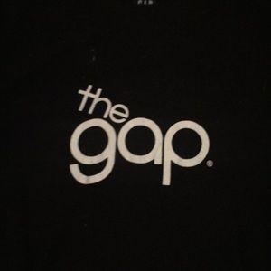 Throwback Gap long sleeve Tee